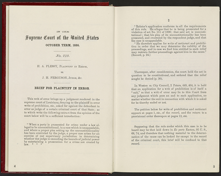 Laying The Foundation For The Future Of Civil Rights In America Civil Rights Cases Of 1883 The Making Of The Modern U S