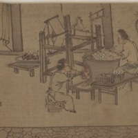 Soaking_the_cocoons_and_reeling_the_silk_(Sericulture_by_Liang_Kai,_1200s).jpg