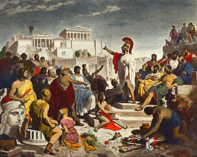 what was the spartan government