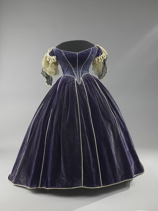 Mary Todd Lincoln Dress