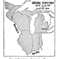 Indiana Territory By Law, 1802.