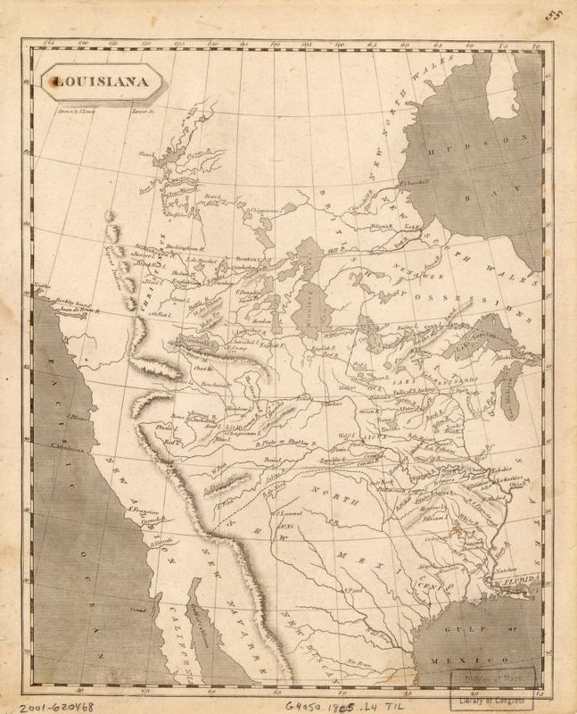 Louisiana Purchase 1803 · Origins of the Ideology of ...