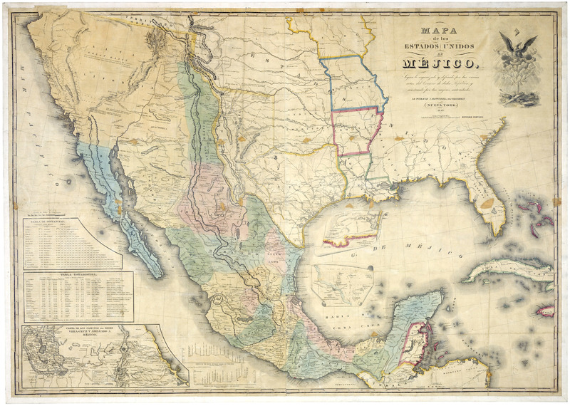 MexicanAmerican War 18471848 Origins of the Ideology of