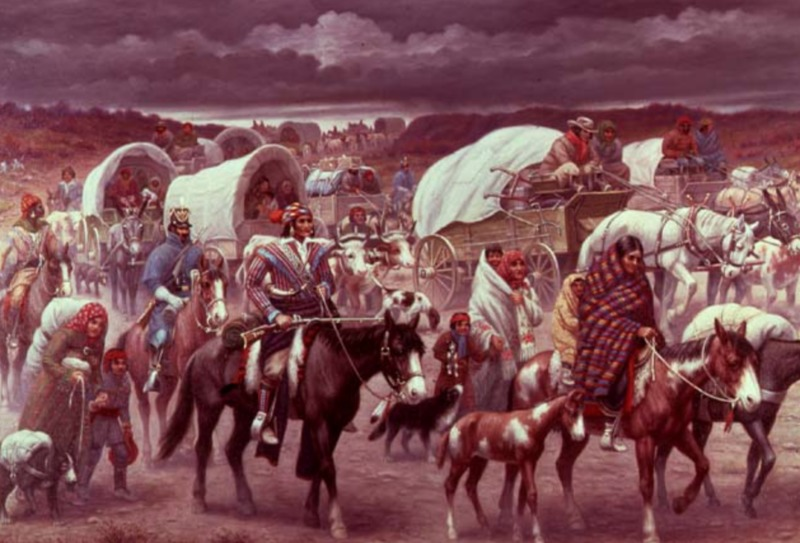 Indian Removal Act 1830 · Origins of the Ideology of Manifest ...