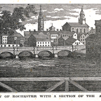 Erie Canal in Rochester